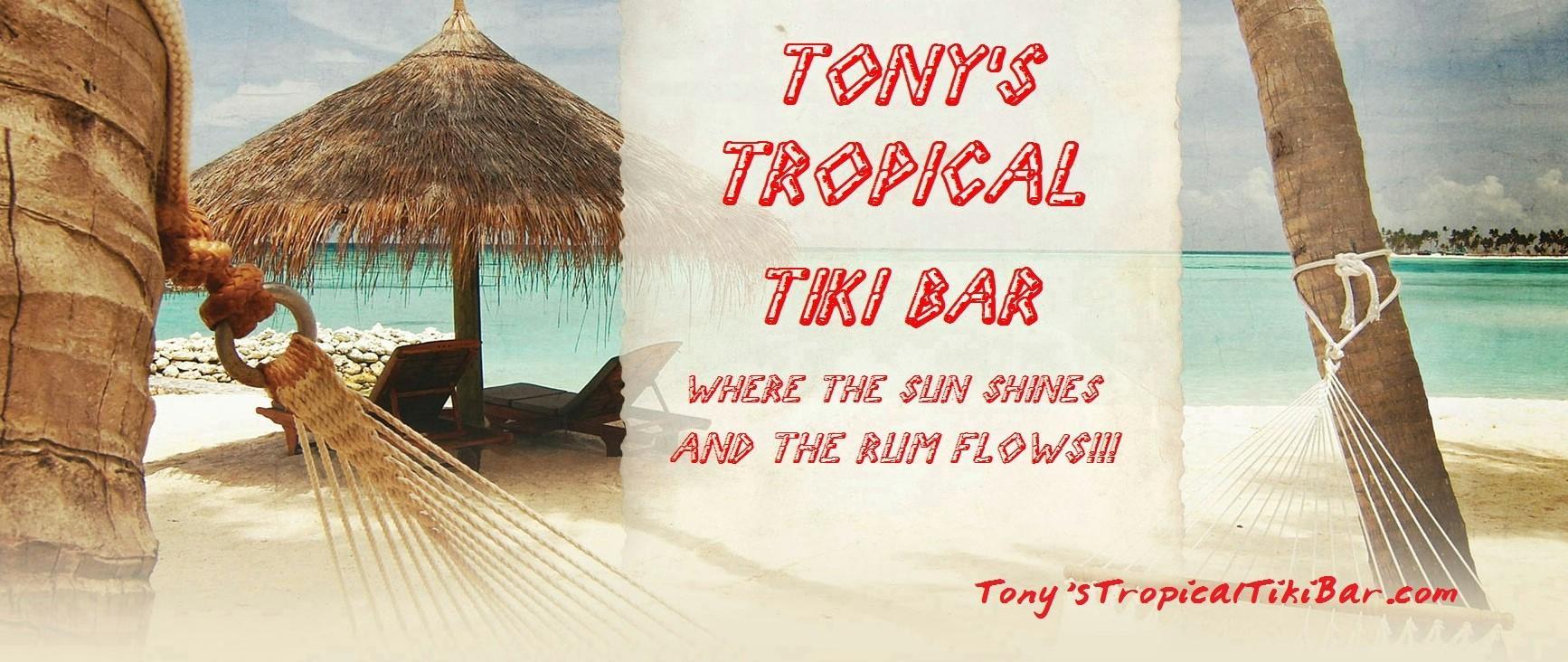 Tiki Tony Logo